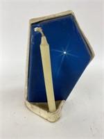 Vintage Gurley Novelty Wax Nativity Candle Votive