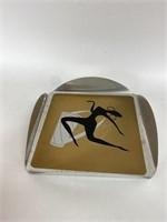 Vintage Henri Matisse Metal Bar Tray