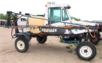 1994 Melroe 216 Spray Coupe, 4-cyl Volkswagon gas eng, 200-gal tank, 56' boom width, SN: 208811298.