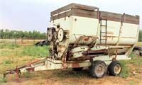 1979 Schwartz 850 Mixer/Feeder