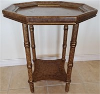 76 - BEAUTIFUL ACCENT TABLE
