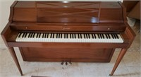 76 - BEAUTIFUL AEROSONIC PIANO & BENCH