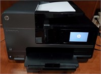 76 - HP OFFICEJET PRO 8620 ALL IN ONE MACHINE