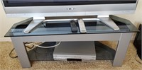 76 - PANASONIC PLASMA 50 INCH TV & TV STAND
