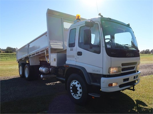 2007 Isuzu FVZ 1400 Auto - Trucks for Sale
