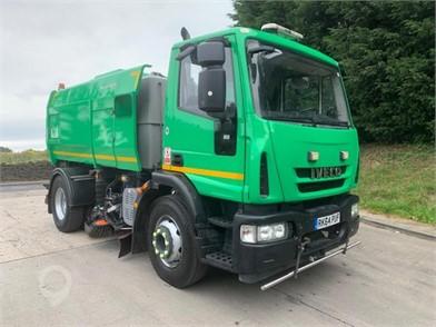 2014 IVECO EUROCARGO 150E25 at TruckLocator.ie