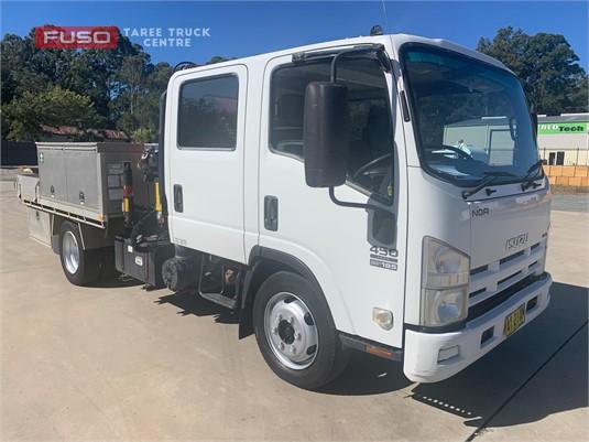 2008 Isuzu NQR 450 Taree Truck Centre  - Trucks for Sale