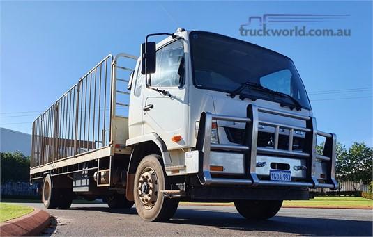 2016 Mitsubishi Fuso FIGHTER 1627 - Trucks for Sale