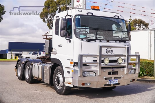 2013 UD QUON GW26.420 - Trucks for Sale