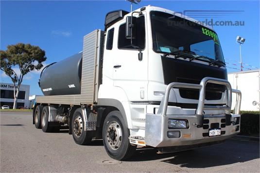 2013 Mitsubishi Fuso FS52 - Trucks for Sale