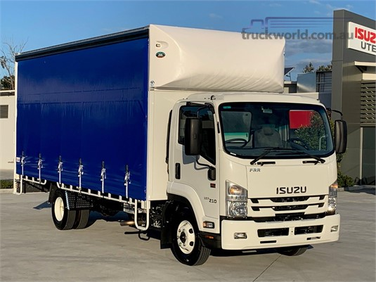 2019 Isuzu FRR - Trucks for Sale
