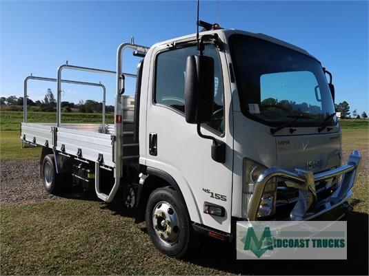 2019 Isuzu NPR 45 155 MWB Tradepack Midcoast Trucks  - Trucks for Sale