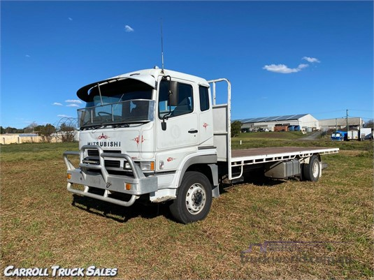 2004 Mitsubishi Fuso FP500 Carroll Truck Sales Queensland - Trucks for Sale