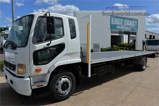 2013 Fuso Fighter FM - Trucks for Sale