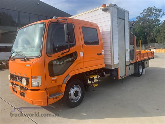 2013 Fuso Fighter 1024 - Trucks for Sale