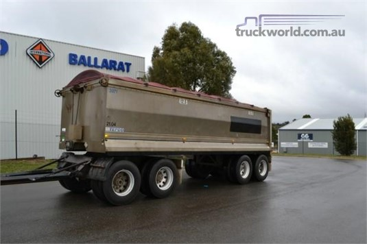 2006 Tefco Tipper Trailer - Trailers for Sale