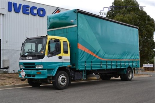 2000 Isuzu FVD 950 - Trucks for Sale