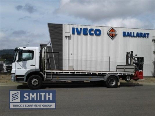 2005 Mercedes Benz other Smith Truck & Equipment Group - Trucks for Sale