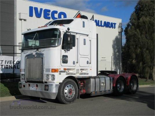 2008 Kenworth K108 - Trucks for Sale
