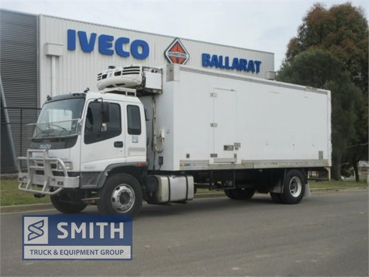 2000 Isuzu other Smith Truck & Equipment Group - Trucks for Sale