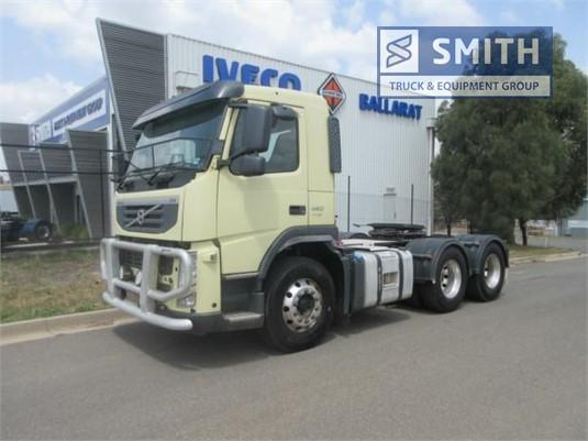 2011 Volvo FM12 Smith Truck & Equipment Group  - Trucks for Sale