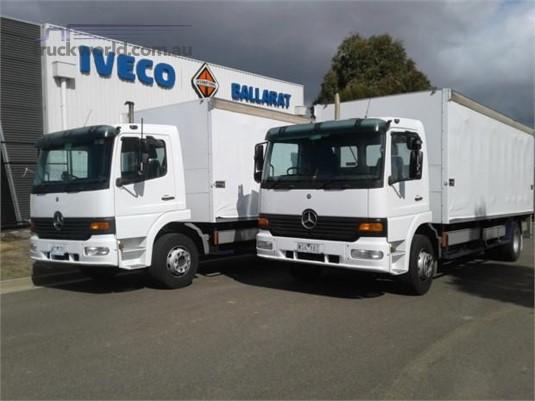 2004 Mercedes Benz Atego 1528 - Trucks for Sale
