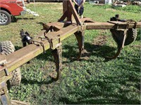 Wilrich 5-Shank 3pth Chisel Plow
