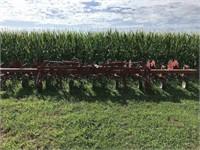 Triple K 8R x 30in Hyd. Fold Row Crop Cultivator