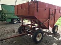 185bu Gravity Wagon