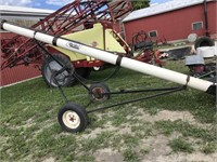 Market 20ft x 8in Hyd. Drive Poly Seed Auger