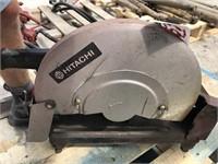 Hitachi Electric Cut-Off Saw