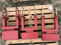 3-Adapters for Interplant Row Units