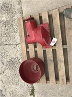 Belt Pulley for Farmall M