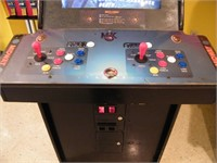 "MIDWAY ""ULTIMATE MORTAL KOMBAT"" VIDEO GAME w/ KEYS"