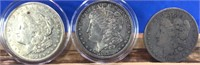 Tues. Aug.11th 400+ Lot Collector Coin & Paper Online Only