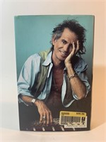 """Keith Richards """"Life"""" Hardcover Book"""