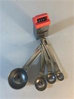 Measuring Spoons & Mini Grater Lot