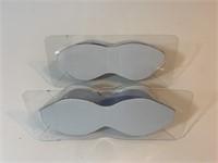 2 pairs Speedo Adult Swimming Goggles
