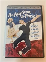 """An American In Paris"" DVD"