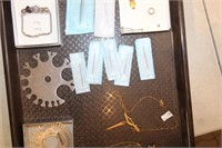 TRAY - MISC JEWELLERY ETC