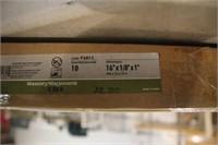 "BOX -10 ABMAST MASONARY CUTTING DISC   (16""X1/8X1)"