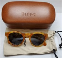 177.00 DLRS NEW AUTHENTIC ILLESTEVA SUNGLASSES