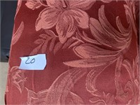20 - BEAUTIFUL RED SOFA