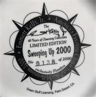 788 - PAIR OF EMMETT KELLY CLOWN FIGURINES