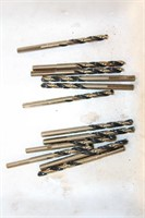 12-13/64 HIGH SPEED TWIST DRILL BITS