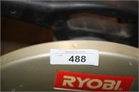 RYOBI CHOP SAW  (RUNS)