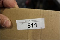 BOX - 18 VARIOIUS PAINT BRUSHES