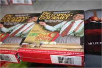 2 SETS DVD GALLOPING GOURMET & 1 BOOK