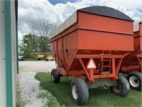 Bruns 400bu Gravity Wagon w/Tarp