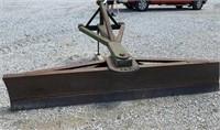10ft 3pth Scraper Blade